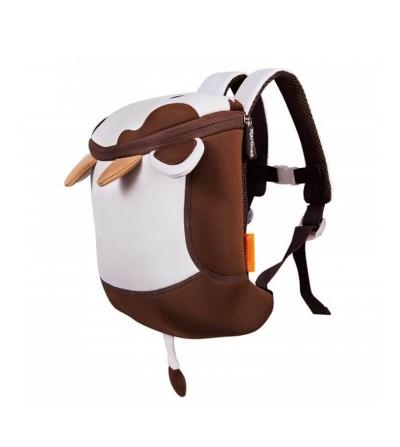 mochila de guarderia vaca
