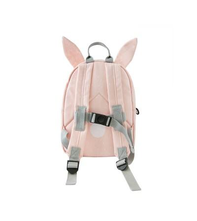 mochila conejo trixie baby trasera