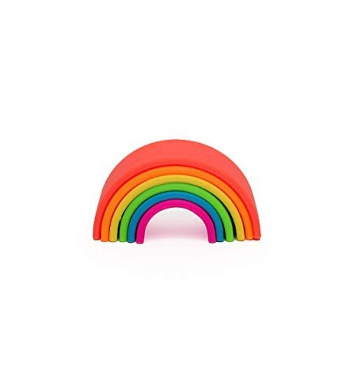 arcoiris silicona colores neon dena