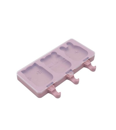 moldes helados silicona con tapa