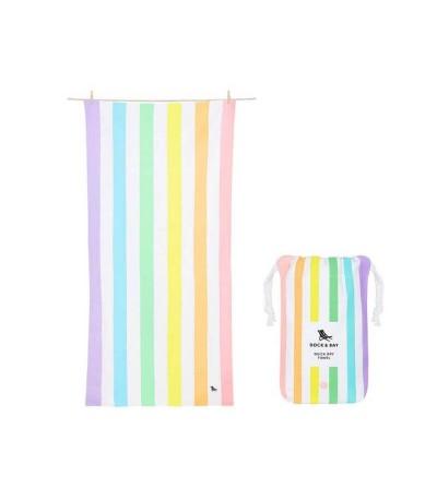 toalla summer rainbow