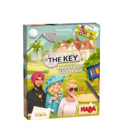 the key asesinato en el club de golf haba