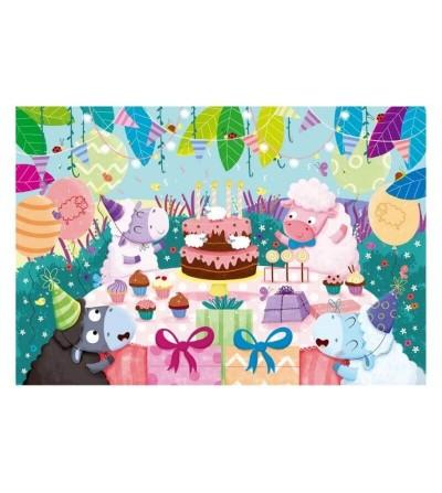 puzzle feliz cumpleaños