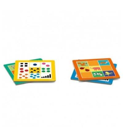 tres en raya juegos reunidos djeco