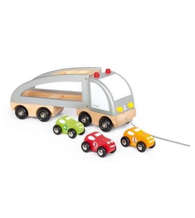 contenido camion portabolidos janod