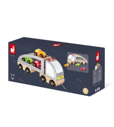 caja camion portabolidos