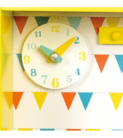 reloj cocina happy day