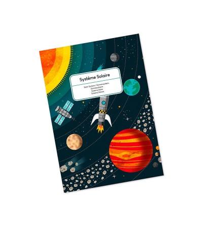 guia puzzle educativo sistema solar
