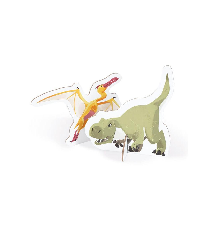 Dinosaurus Construcción Goemaespuma