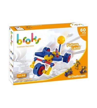 Los Bomberos Puzzle 3D