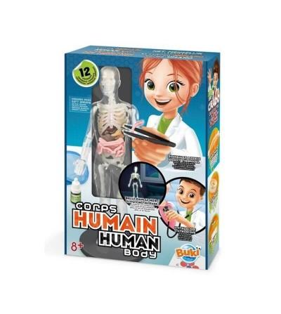 el cuerpo humano buki