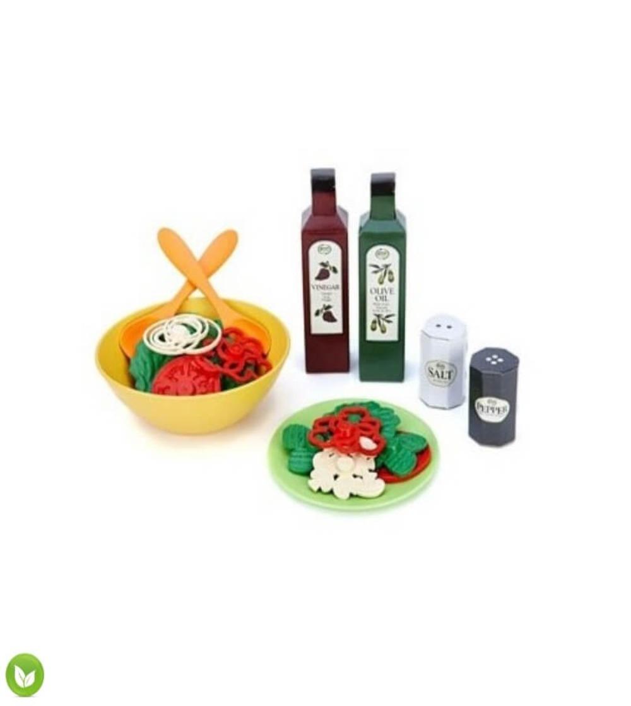 haz tu propia ensalada greentoys