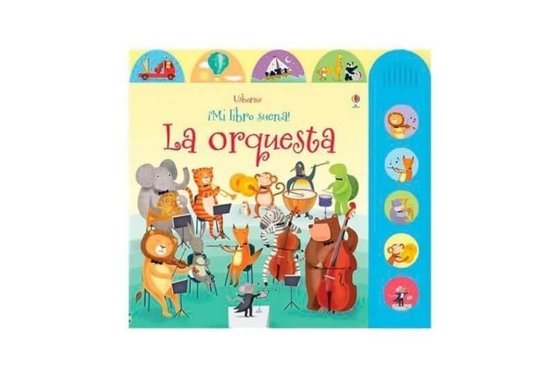 libro suena orquesta